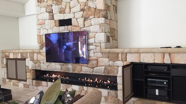 Residential Home Theatre